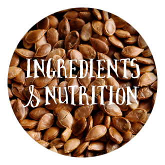 Ingredients and Nutrition