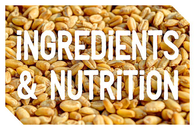 Ingredients & Nutrition