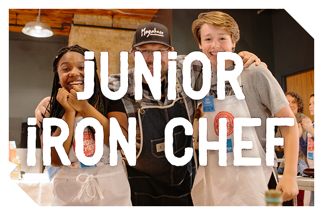 Junior Iron Chef