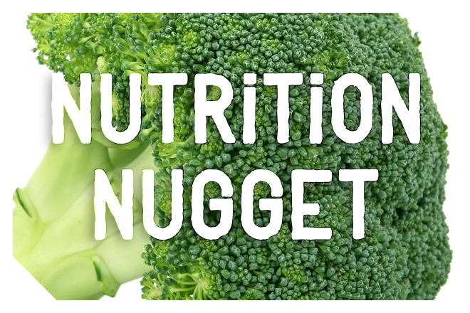 Nutrition Nugget