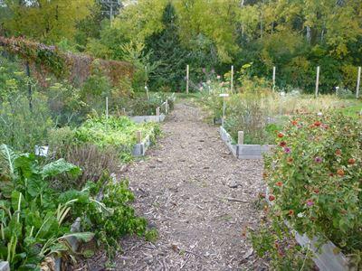 School Gardens - Burroughs mpls k12 mn us map test preparation